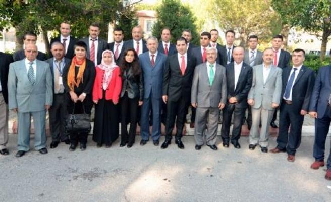 AK Parti Yatağan İlçe Başkanlığı'na Ali Tekin seçildi