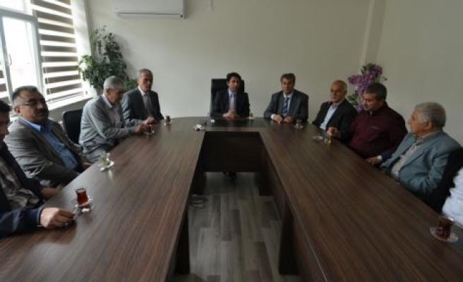 AK Parti'den Rötarlı Nezaket Ziyaretleri