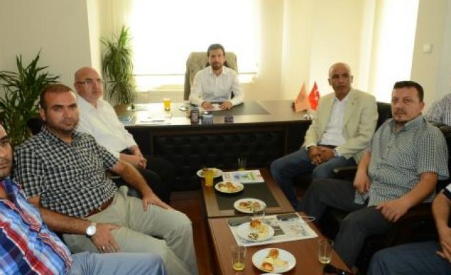Antalya MÜSİAD'dan Muğla'ya ziyaret