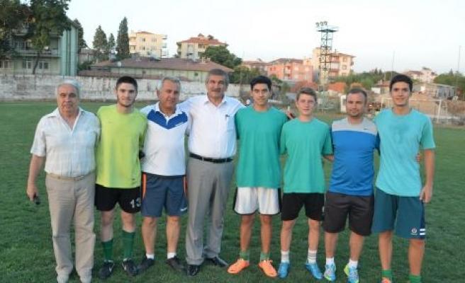 Antalyaspor ve Fethiyespor'dan Yatağansporlu Futbolculara Davet