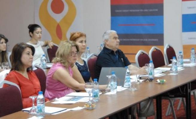 Atık Yönetimi Stratejileri Toplantısı Düzenlendi