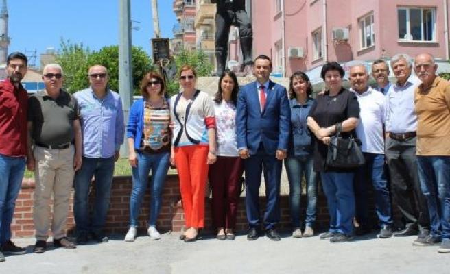 """Avukat Sevin Çağlayan, """"Milletin avukatı olacağım"""""""