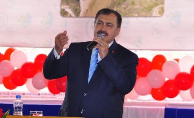 Bakan Eroğlu'ndan Tam Destek