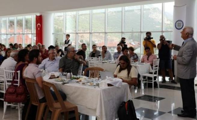 Başkan Gürün, Basın Bayramı'nda gazetecilerle buluştu