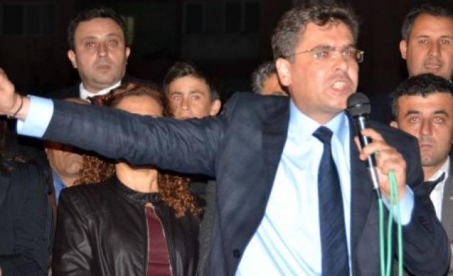 """Bir Açıklama da Mustafa Toksöz'den: """"Halkın hür iradesine müdahale edilmiştir"""""""