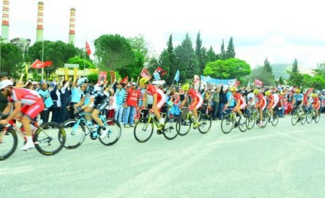 Bisiklet Turu'na Yatağan Damga Vurdu!