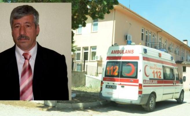 """""""Bu ambulans süs olarak mı hastaneye verildi"""""""