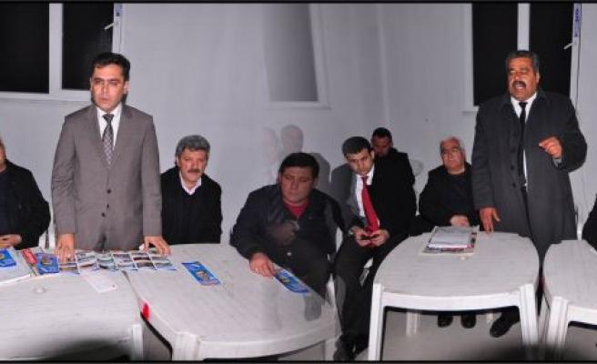Çamaşırhaneye AK Parti ve MHP Yorumu!
