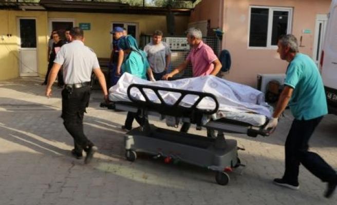 Cenaze nakil aracının çarptığı yaya öldü