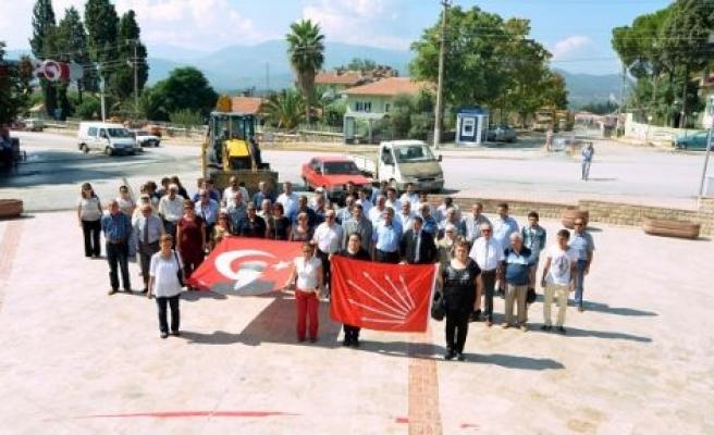 CHP, 91. Kuruluş Yıldönümünü Kutladı