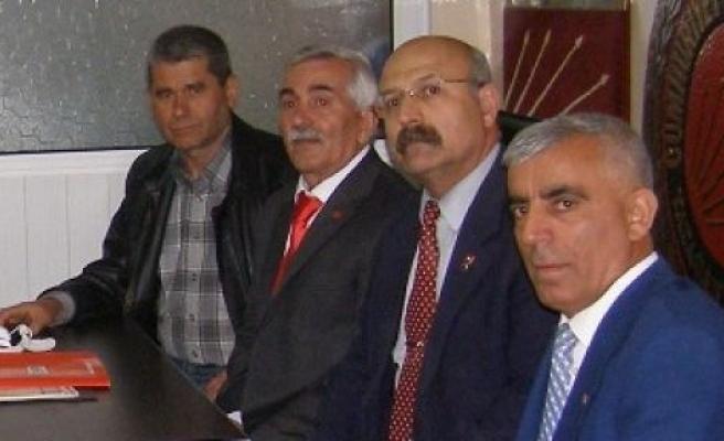 CHP Emek Bürosu'ndan Ankara Yürüyüşüne Destek