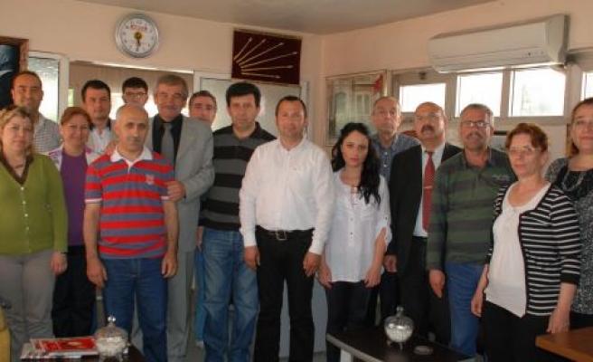 CHP İlçe Danışma Kurulu'nu Topluyor