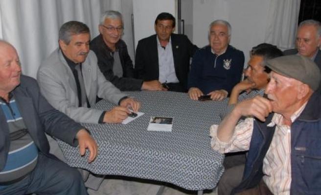 CHP Köylerin Nabzını Tutuyor