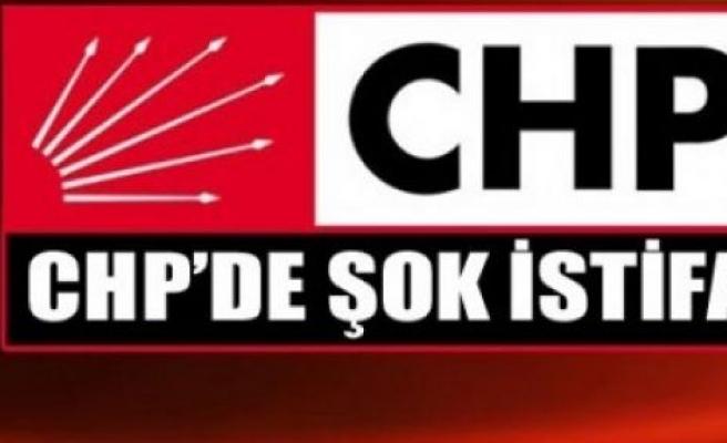 CHP Meclisinde Şok