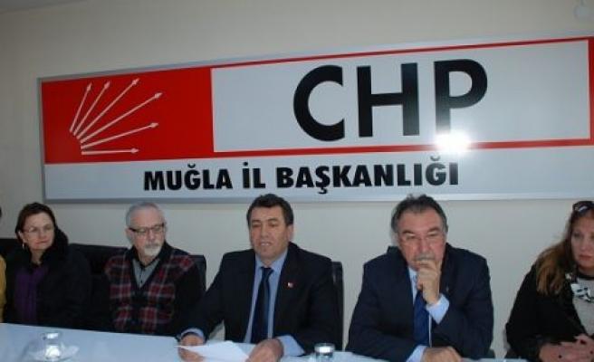 CHP Muğla İl Başkanlığı'na Mürsel Alban atandı