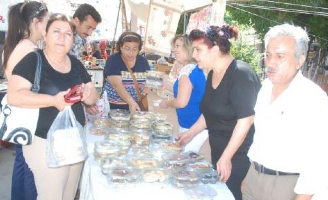 CHP Parti Okulu'ndan Yardım Projesi