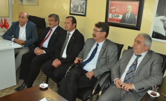 CHP Seçim Çalışmalarına Şimdiden Başladı