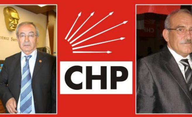 CHP'de Kritik Pazartesi