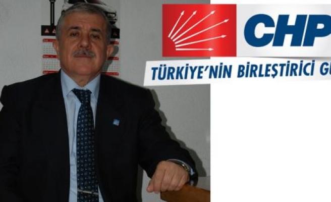 CHP'li Ali Irgat, adaylığını açıklayacak