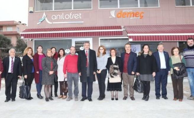 "Demeç Gazetesi'nde ""10 Ocak"" mesaisi"