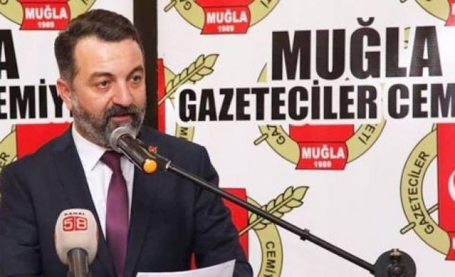 """""""Demokrasinin temelleri basın özgürlüğünün korunmasıyla gelişir"""""""