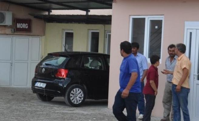 Hafriyat sahasında meydana gelen kazada 1 kişi öldü