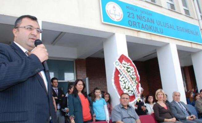 """İl Milli Eğitim Müdürü Zekeriya Çınar: """"Okullarımızda Ezberci Eğitim Yok"""""""