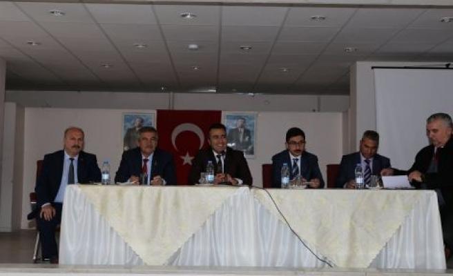 İlçe güvenlik kurulu toplantısı gerçekleştirildi