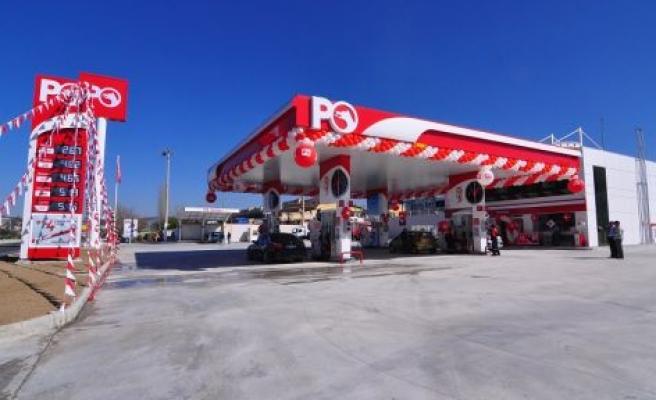 İLTUR Petrol Ofisi Hizmete Girdi