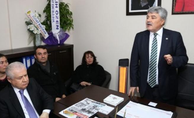 İYİ Parti Yatağan, tanışma toplantısı gerçekleştirdi
