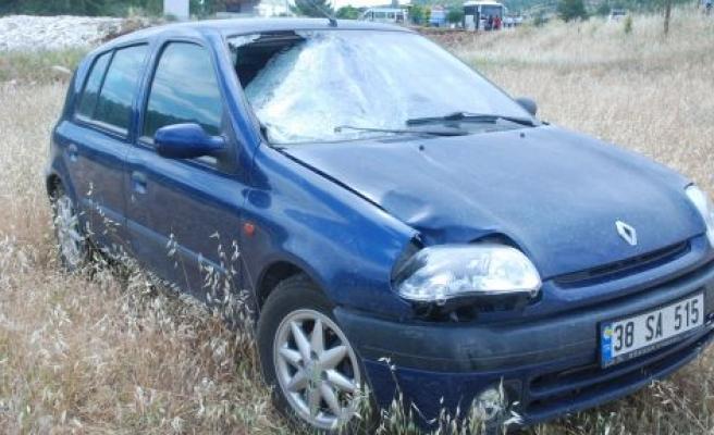 Karaltı'da Kaza: 1 Ağır Yaralı