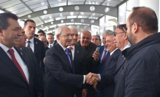 Kılıçdaroğlu Yatağan'da ki 8 milyon 329 bin 732 lira yatırımın temelini attı