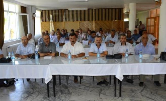 Köylere Hizmet Götürme Birliği son kez toplandı