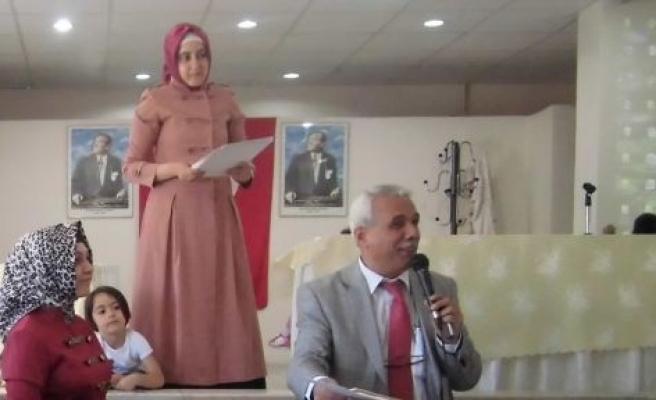 Kuran Kurslarında 400 Kişi Eğitim Gördü