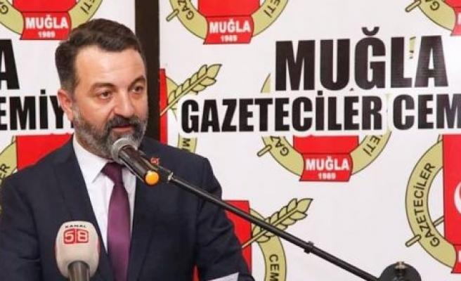 MGC Başkanı 10 Ocak Çalışan Gazeteciler Gününü kutladı