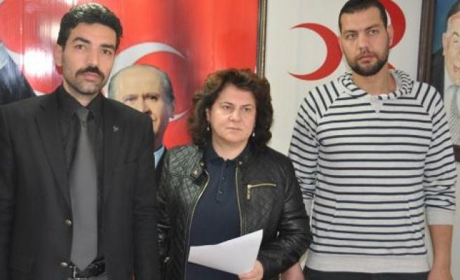 MHP Yatağan İlçe Başkanlığı'ndan tepki!
