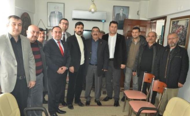 MHP'de il kongresi heyecanı
