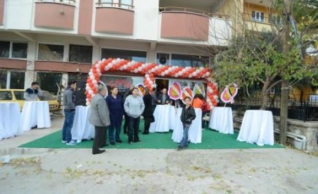 Miba Kafe açıldı