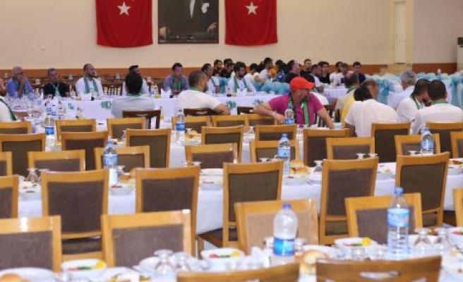 """""""Nitelikli kalabalıktan"""" Yatağanspor'a 641 bin lira"""