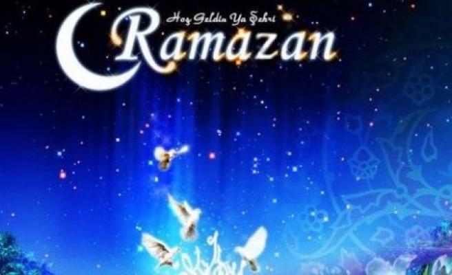 Ramazan'da 'Helal Kazanç-Helal Lokma' Vurgusu