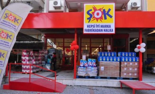 ŞOK Market İlk Şubesini Açtı