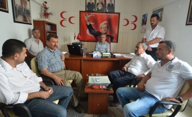 """""""Türkiye'de ülkücülerden en son bir şey isteyebilecek insan, Recep Tayyip Erdoğan'dır"""""""