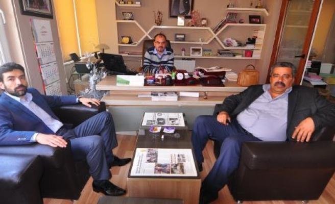 """Varol Çakmak: """"Benim Mehmet Şener İle Hiçbir Problemim Yok"""""""