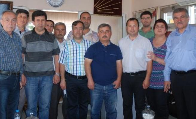 Yatağan CHP'den Gezi Parkı Eylemine Destek
