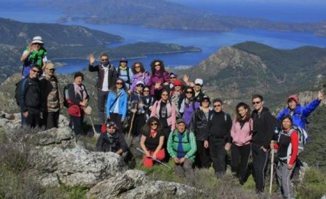 Yatağan, trekking sporuna ev sahipliği yapacak