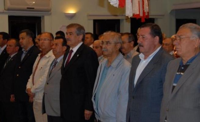 Yatağan ve Kavaklıdere CHP'den Ortak Toplantı