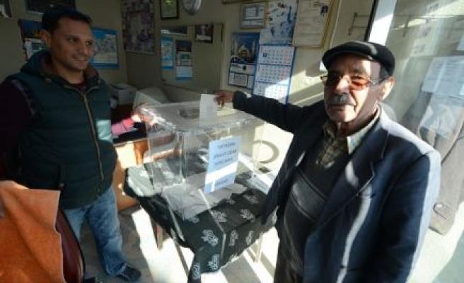 Yatağan Ziraat Odası delege seçimleri yapıldı