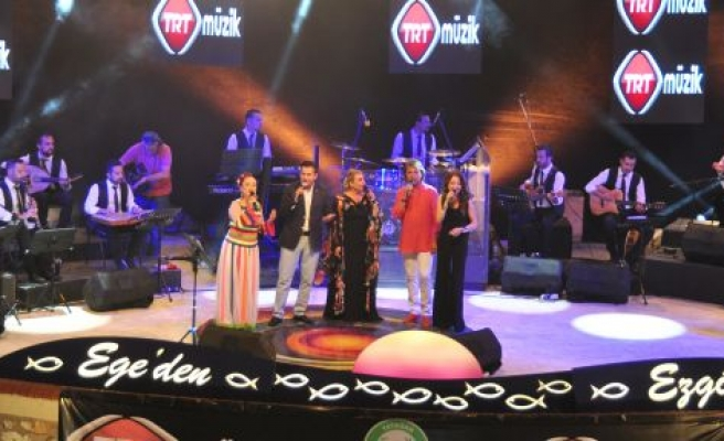 Yatağan'da müzik rüzgârı esti