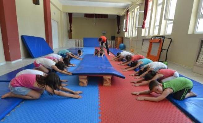 Yatağanspor Yaz Spor Kursları Başladı