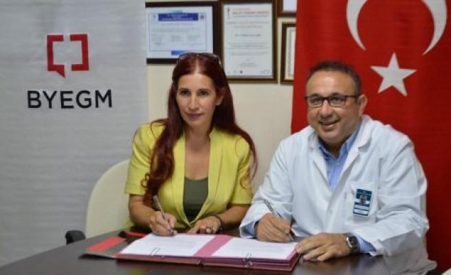 Yücelen Hastanesi'nden Muğla basınına destek